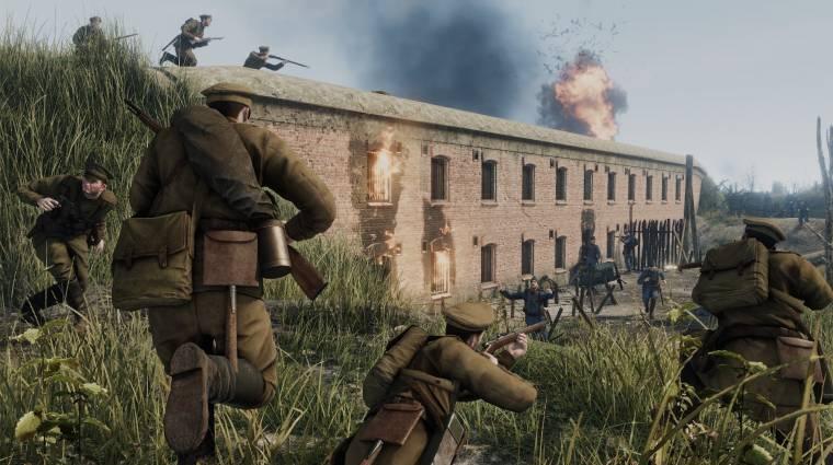 Nemsokára konzolokra is megjelenik az első világháborús FPS, a Tannenberg bevezetőkép