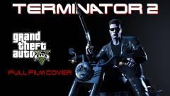 Meg akarod nézni a Terminator 2-t GTA 5-ben? Tessék! kép