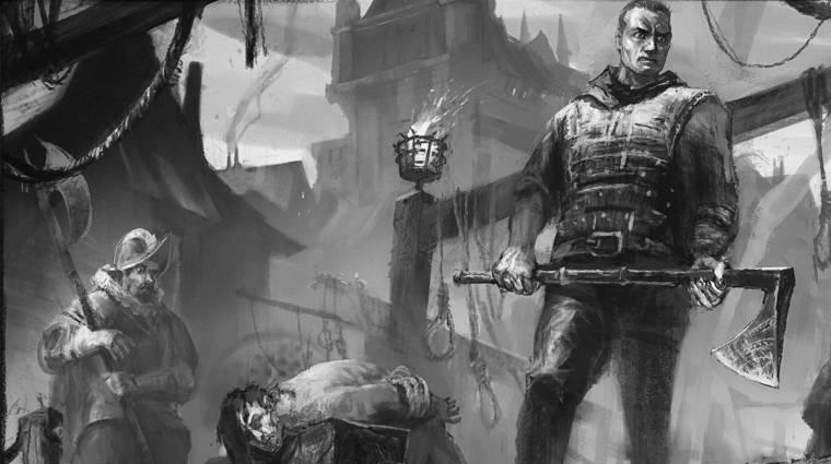 The Executioner - megjelent a hóhéréletről készült kegyetlen indie játék bevezetőkép