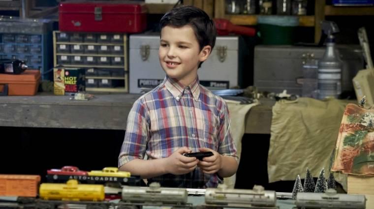 Young Sheldon - itt az Agymenők spin-off első előzetese bevezetőkép