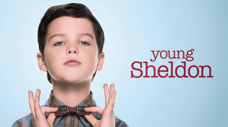 Jön szinkronosan az Ifjú Sheldon kép