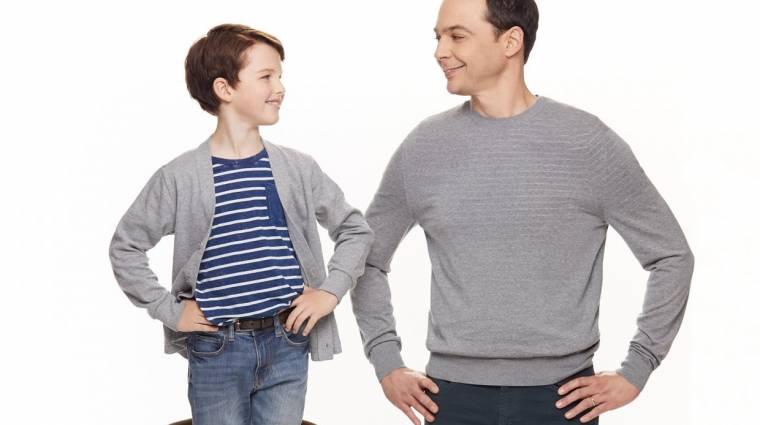 Az ifjú Sheldon - megvannak a szinkronhangok kép