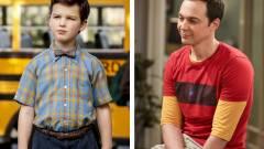 Agymenők - hamarosan felbukkannak Az ifjú Sheldon szereplői is kép