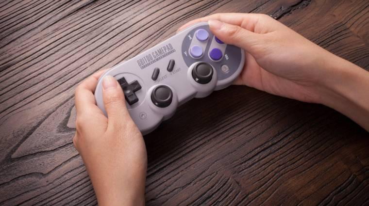 Retro kontrollerekkel lesz még menőbb a Nintendo Switch bevezetőkép