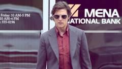 Barry Seal: A beszállító előzetes - Tom Cruise drogcsempész lett kép