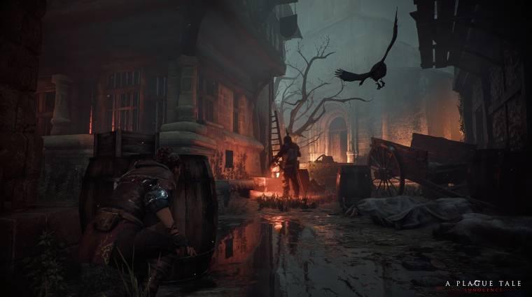 E3 2017 - egy sötét akció-kalandjáték lesz az A Plague Tale: Innocence bevezetőkép