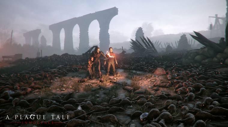 A Plague Tale: Innocence - videó foglalja össze, milyen lesz a játékmenet bevezetőkép