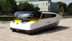A Teslánál is nagyobb durranás lehet egy új napelemes autó kép