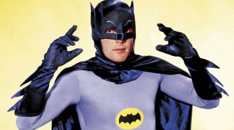 Elhunyt Adam West, akit mindenki Batmanként ismert bevezetőkép