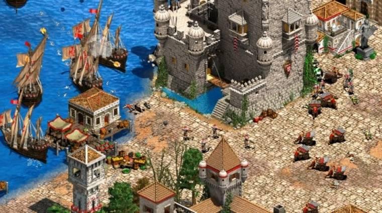 Gamescom 2017 - a Microsoft felújítja az Age of Empires II-t és a III-at is bevezetőkép