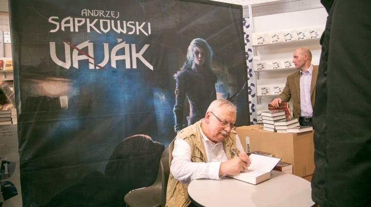 Interjú Andrzej Sapkowskival, a Vaják könyvek írójával kép