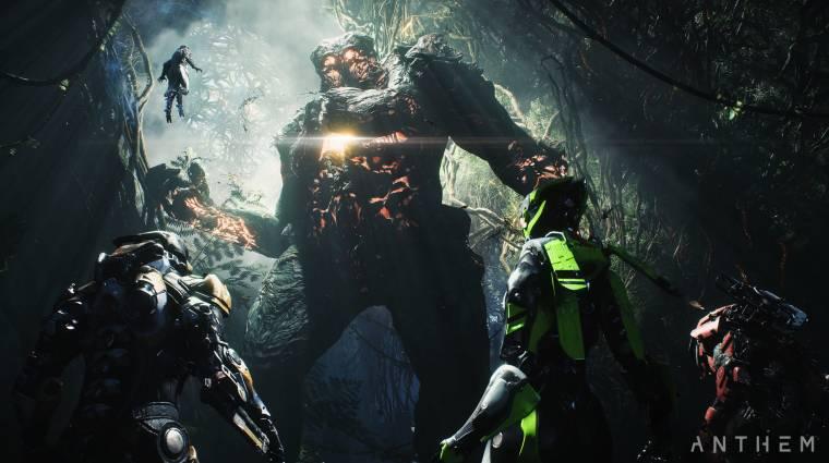 Anthem - 30 perc gameplay érkezett, fejlesztői kommentárral bevezetőkép