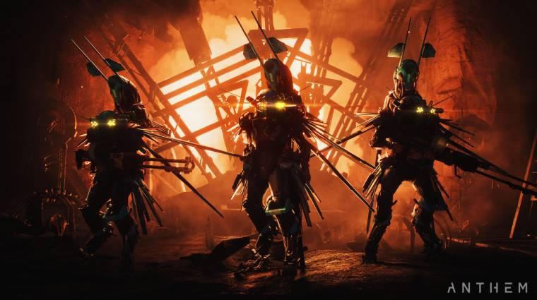 Anthem - a BioWare szerint nem a szerverkapacitás miatt voltak problémák a demóval bevezetőkép