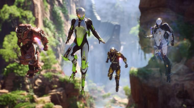 Anthem -  a BioWare a játékban is ünnepli a Mass Effect napját bevezetőkép