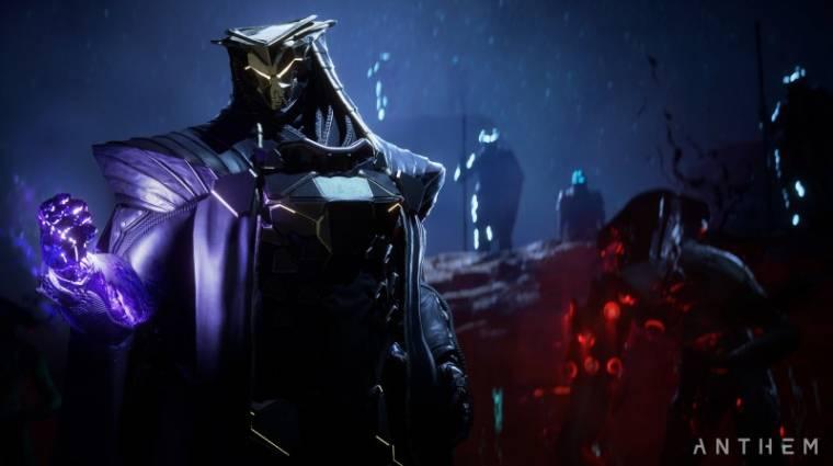 The Game Awards 2018 - megérkezett az Anthem új trailere bevezetőkép