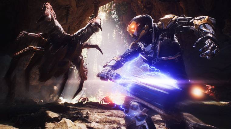 Anthem 2.0 - teljesen újraépíti a BioWare az egész játékot bevezetőkép