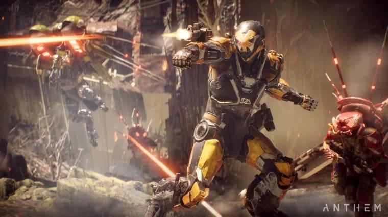 Elhagyta a BioWare-t az Anthem vezető producere is bevezetőkép