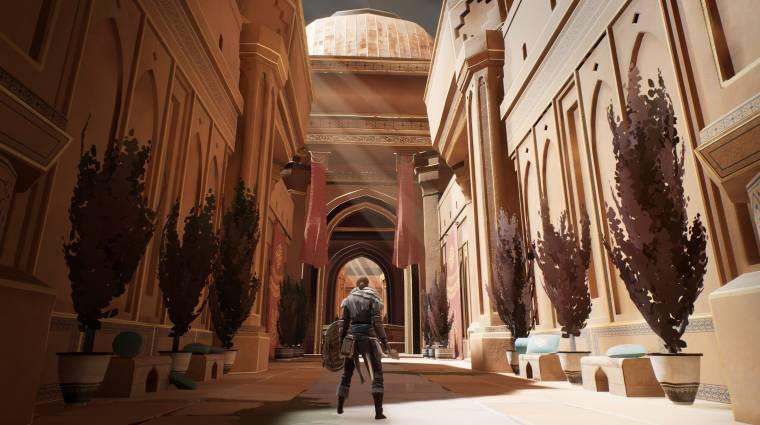 Ashen - megjelent a Dark Souls-hoz hasonló, nyílt világú szerepjáték bevezetőkép