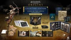 Assassin's Creed: Origins - közel 250 ezer forint ez a gyűjtői kiadás kép