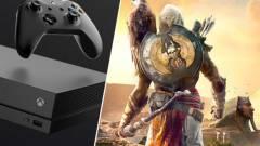 Xbox One X-en a töltési idő is javult kép
