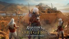 Assassin's Creed Origins - ezt hozza az első DLC, a The Hidden Ones kép