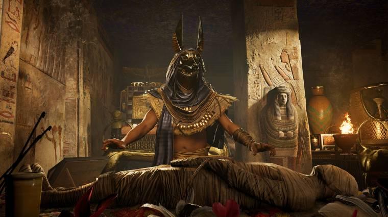 Assassin's Creed Origins - a gonoszoké a főszerep a legújabb trailerben bevezetőkép