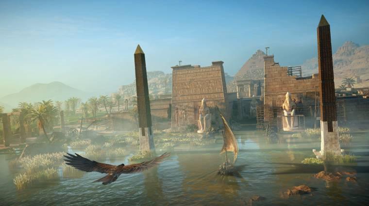 Assassin's Creed: Origins - új jutalom jár a Discovery Tour teljesítéséért bevezetőkép