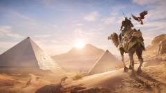 Érti bárki, hogy mi történik ebben az Assassin's Creed: Origins trailerben? kép