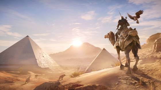 Assassin's Creed: Origins infódoboz