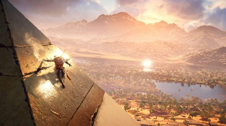 Assassin's Creed: Origins - megjöttek az első hivatalos képek bevezetőkép