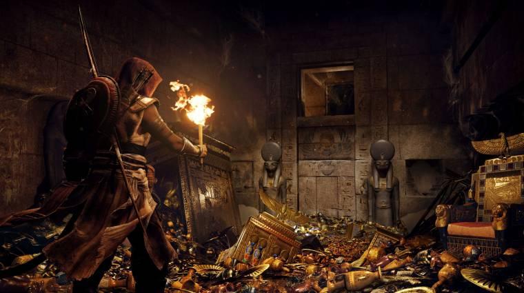 Assassin's Creed Origins - kiderült, milyen jutalom jár a New Game+ teljesítéséért bevezetőkép