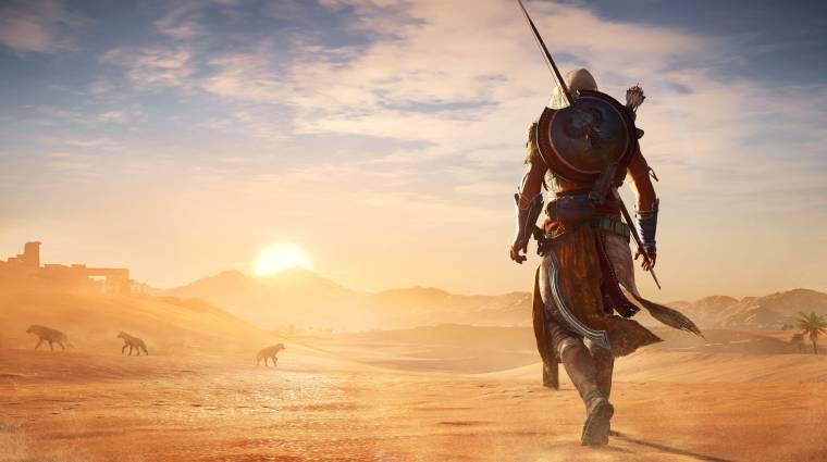 Szavazz: Hogy tetszett a Ubisoft E3 2017-es előadása? bevezetőkép