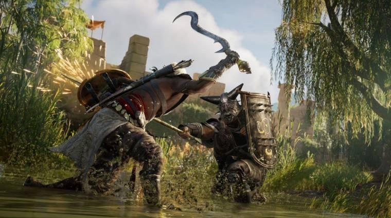 Assassin's Creed: Origins - sokaknál gondot okozott az új patch bevezetőkép