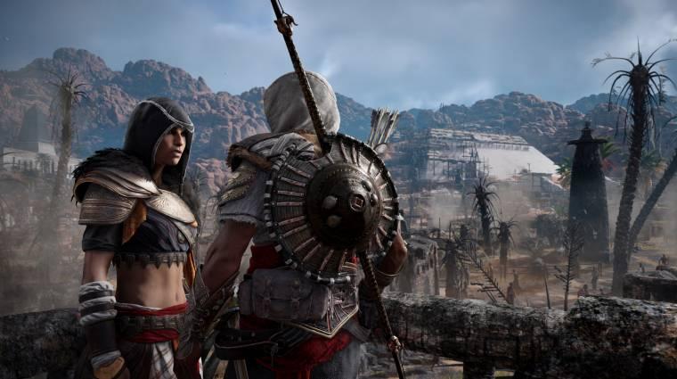 Assassin's Creed Origins - három DLC megjelenési dátuma is kiderült bevezetőkép