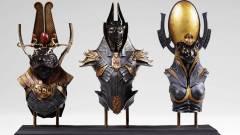 Assassin's Creed Origins - méregdrága szobrok érkeztek a gyűjtőknek kép