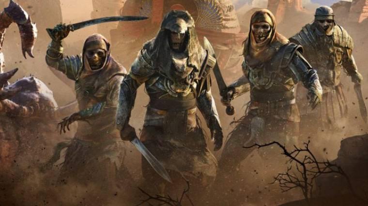 Assassin's Creed Origins - csúszik a második DLC bevezetőkép