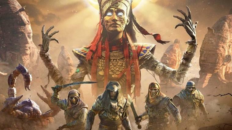 Assassin's Creed Origins - ütős trailer vezeti fel a múmiás DLC-t bevezetőkép