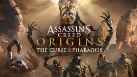 Assassin's Creed Origins - The Curse of the Pharaohs kép