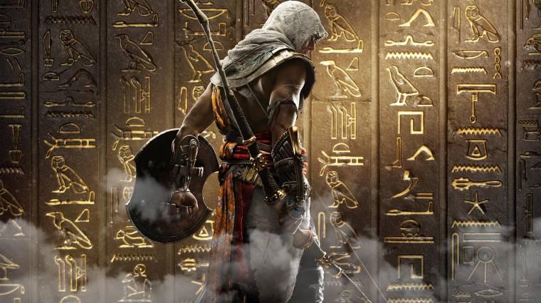 Assassin's Creed Origins - a fejlesztők is segítenek az egyiptológusoknak bevezetőkép