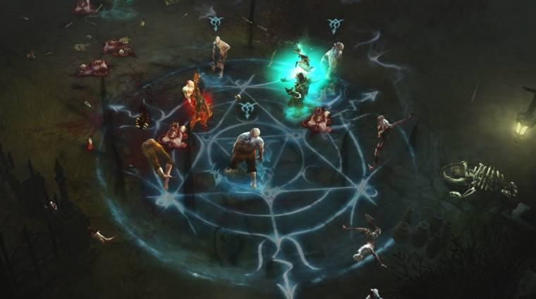 Diablo III - ingyen próbálgathatják a hétvégén az Xboxosok bevezetőkép