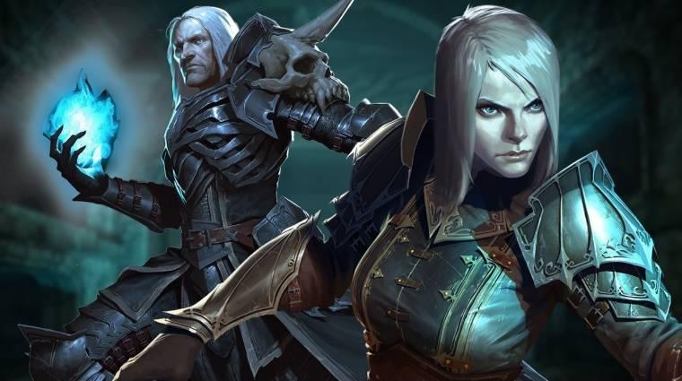Diablo III - az összes eddigi tartalommal és egy kis extrával jön Nintendo Switchre bevezetőkép