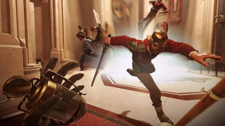 Megvan a Dishonored: Death of the Outsider speedrun világrekordja bevezetőkép