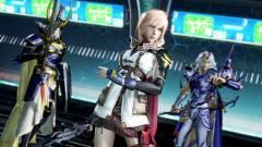 Dissidia Final Fantasy - jön a Final Fantasy verekedős mellékága kép