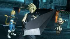 Dissidia Final Fantasy NT - PS4-re jön az árkád spin-off kép