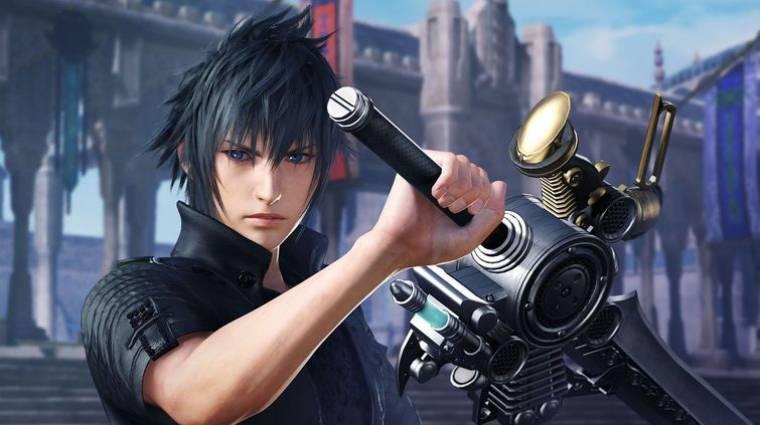 Dissidia Final Fantasy NT tesztek - üt? bevezetőkép