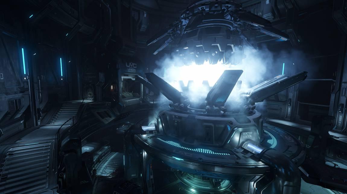 Doom VFR teszt - démon toccata és fúga bevezetőkép