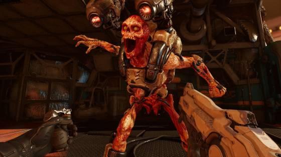 Doom VFR infódoboz