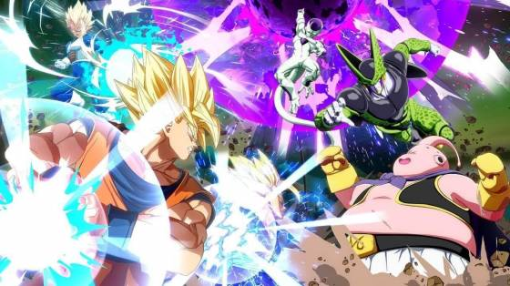 Dragon Ball FighterZ infódoboz