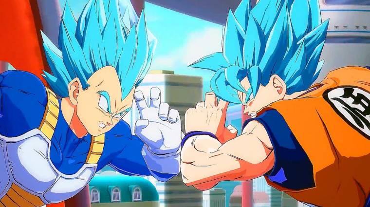 Dragon Ball FighterZ - ősztől vihetjük magunkkal bevezetőkép