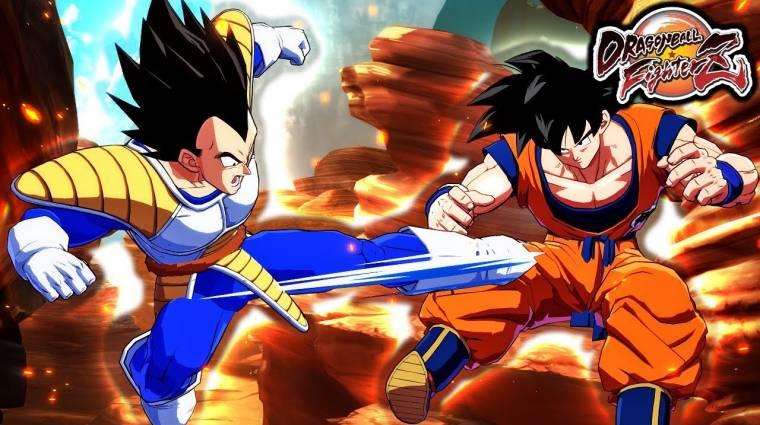A Dragon Ball FighterZ-t több nagyobb versenyből is kihúzták bevezetőkép